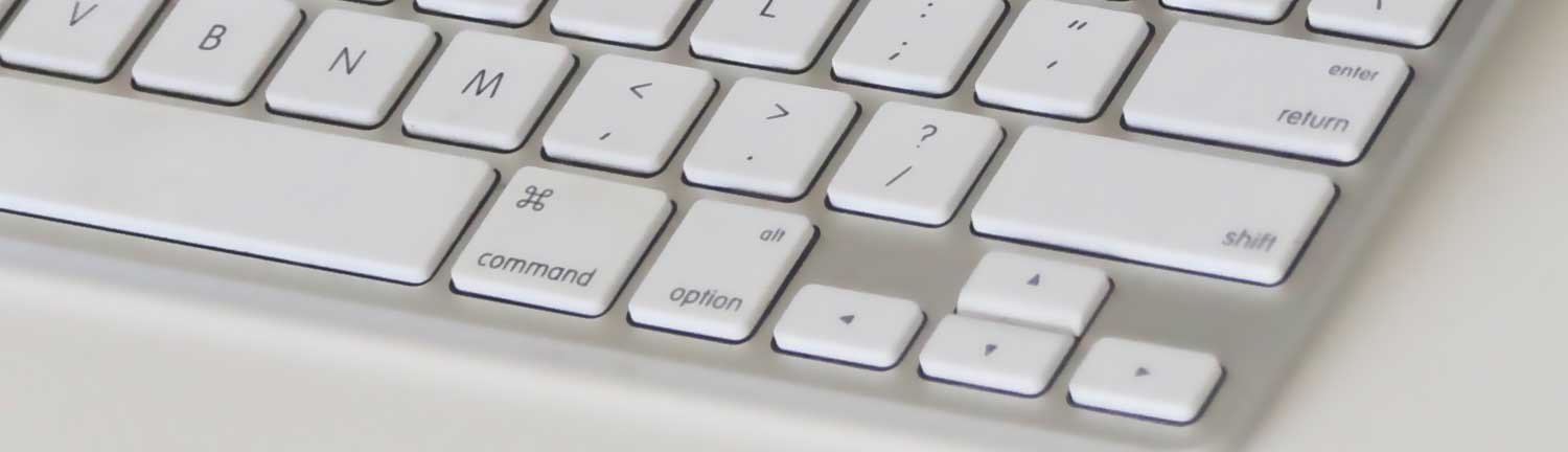 Apple Compact Keyboard